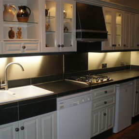 image 53 - Stainless Steel Kitchen Splash Back